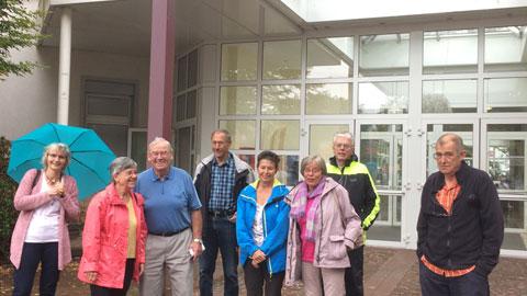 Foto 8 – Besuch des Chemiepark Marl (Evonik, Infracor)