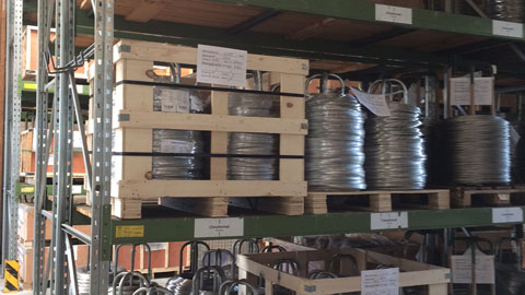 Foto 4 – Besichtigung Dorstener Betriebe unter der Leitung von Altbürgermeister Lambert Lütkenhorst