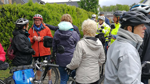 Foto 4 – Interessante Radtour zu vergessenen Orten mit Heimatfreund und –forscher Walter Biermann