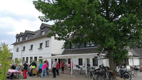 Foto 3 – Radtour nach Erle mit Besuch der Brennerei Böckenhoff