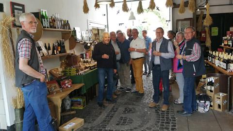 Foto 8 – Radtour nach Erle mit Besuch der Brennerei Böckenhoff