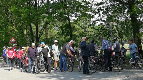 Foto 11 – Radtour nach Erle mit Besuch der Brennerei Böckenhoff