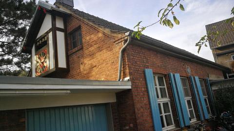 Foto 1 – Herbstabschluss mit Einkehr beim Heimatverein Dorf Hervest