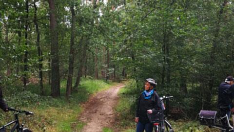 Foto 3 – Radtour Thema Bäche und Feuchtgebiete in Dorsten (Nordbereich)