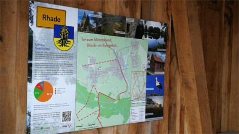Foto 4 – Radtour Thema Bäche und Feuchtgebiete in Dorsten (Nordbereich)
