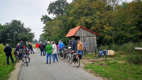 Foto 5 – Radtour Thema Bäche und Feuchtgebiete in Dorsten (Nordbereich)