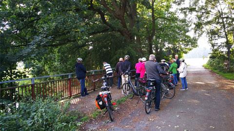 Foto 8 – Radtour Thema Bäche und Feuchtgebiete in Dorsten (Nordbereich)