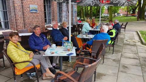 Foto 5 – Radtour mit Bürgermeister Tobias Stockhoff - Besuch der MUNA in Wulfen