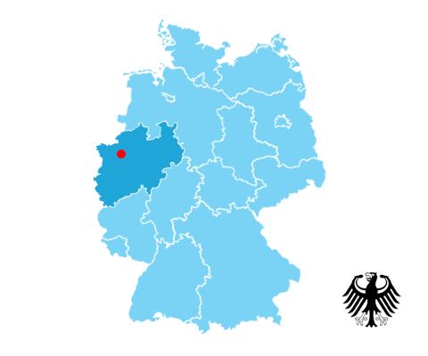 Lage in der Bundesrepublik Deutschland