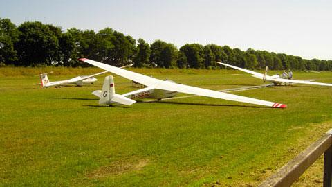 Flugplatz Dorsten