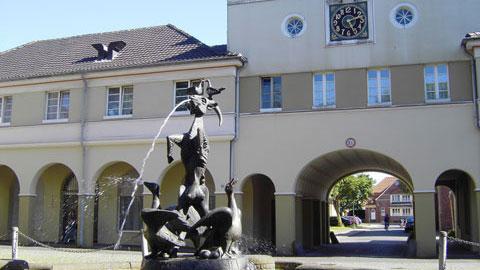 Brunnen am Brunnenplatz
