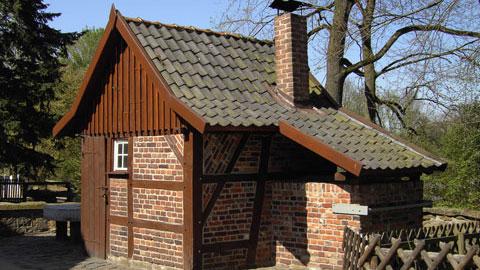 Backhaus, Tüshaus Mühle