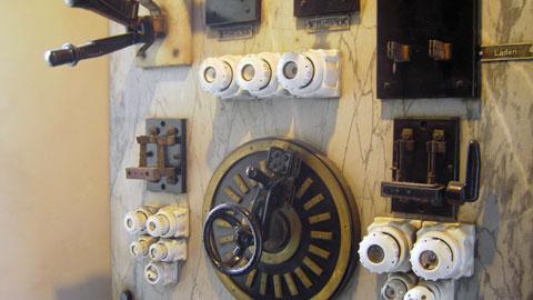Technik, Tüshaus Mühle