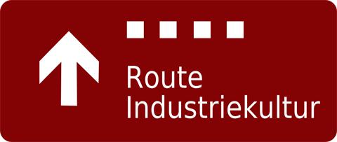 Wegweiser Route Industriekultur