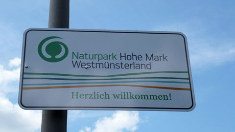 "Naturpark ""Hohe Mark – Westmünsterland"""