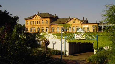 Bahnhof Dorsten (2003)