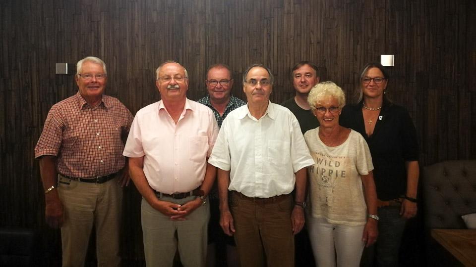 Vorstand des Verkehrsvereins für Dorsten und Herrlichkeit