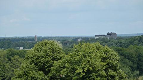 Blick vom Hardberg auf Holsterhausen